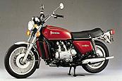 GL 1000 Gold Wing 1974